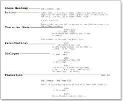 FREE: OpenOffice Screenwriting