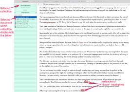 Make Collection From Search Results - Scrivener Save Search As Collection