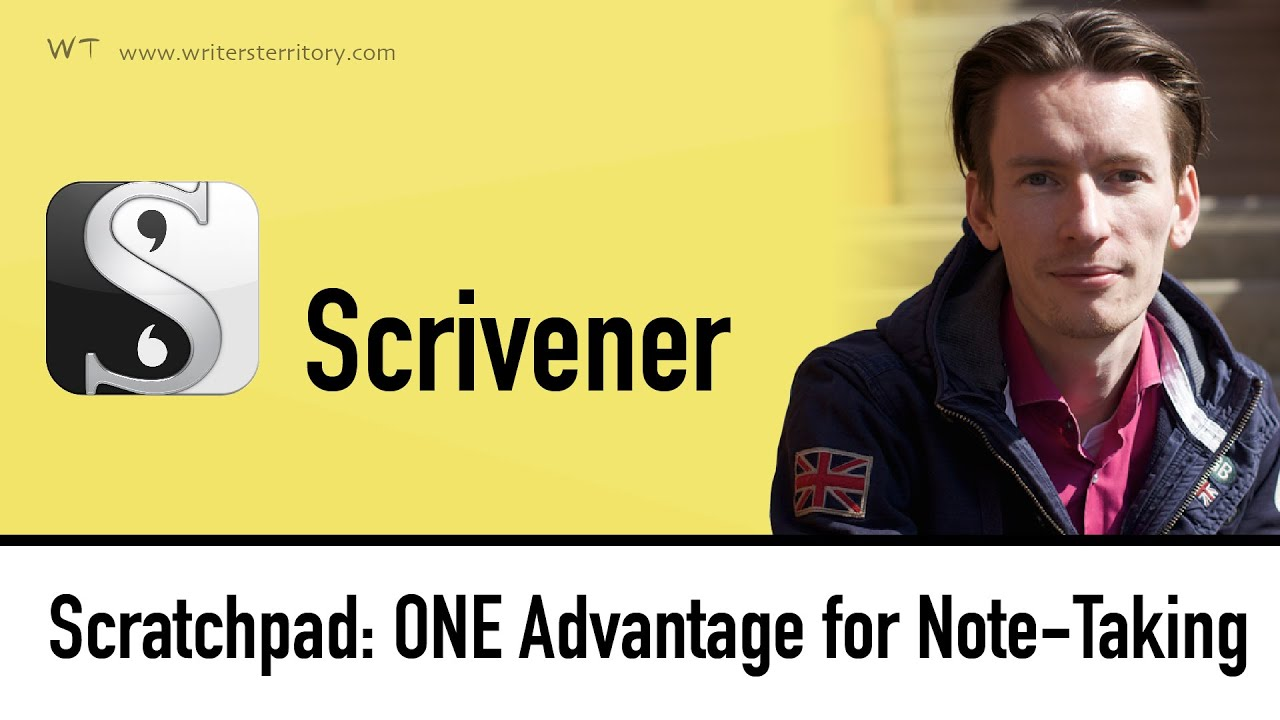Add and delete scratchpad notes - Scrivener's Scratchpad: ONE Advantage for Note-Taking