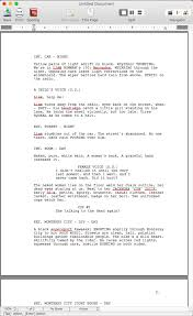 "New ""Untitled"" Project - How to stay in the writing zone with Untitled Screenwriting Notebook for iPhone"